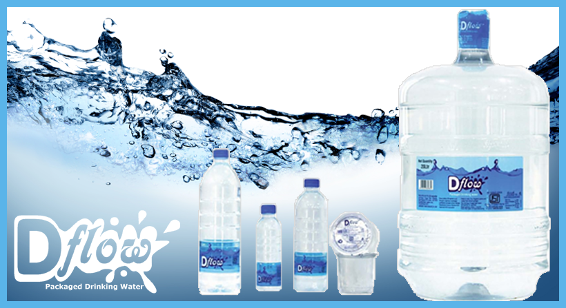 dflow bottles